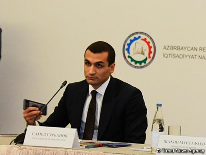 Azerbaijan, Russia's Gazprombank have prospects for expanding co-op