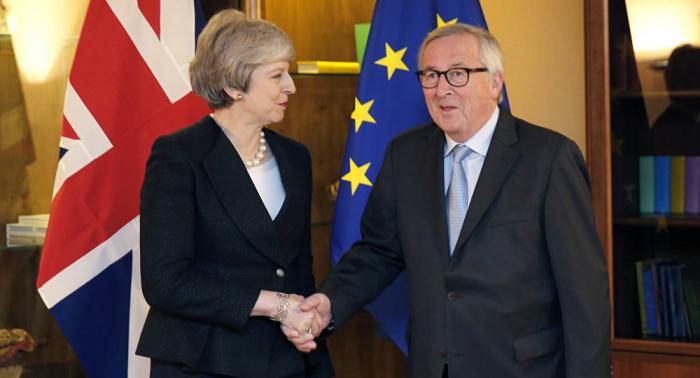 EU und London einigen sich auf Dokument zur irischen Grenze
