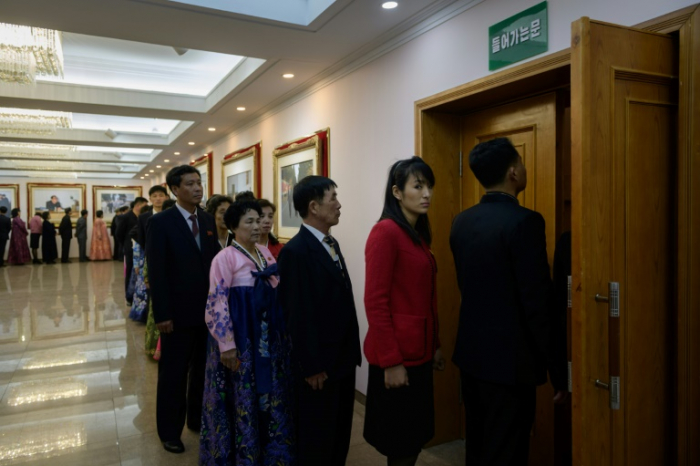 N. Korea election sees 99.99% turnout: KCNA