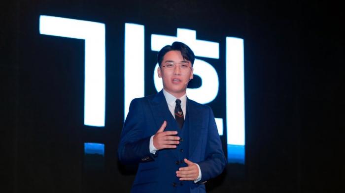 K-Pop-Sänger tritt zurück - Vorwurf der Zuhälterei