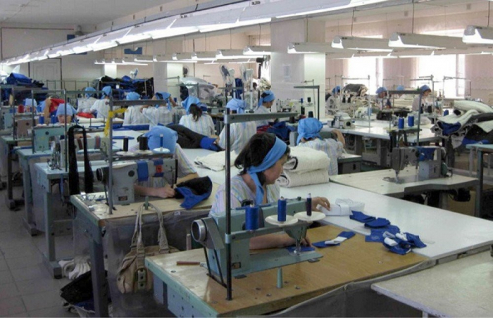 Qeyri-neft sektorunda məhsul istehsalı artıb