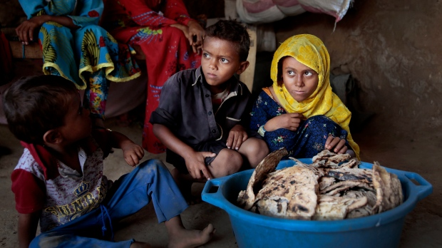 UN warns thousands trapped in Yemen's northern flashpoint