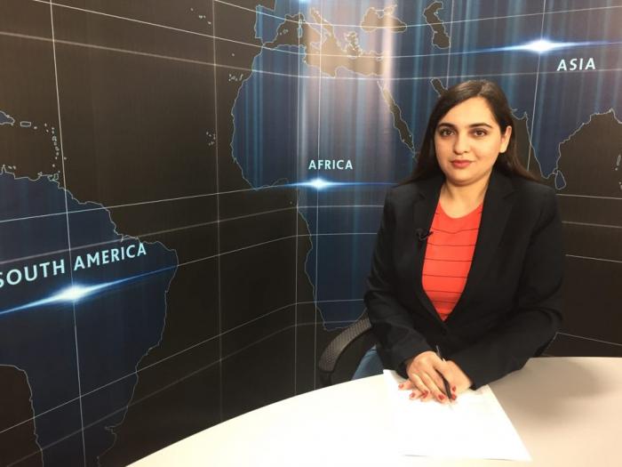 AzVision TV:  Die wichtigsten Videonachrichten des Tages auf Englisch  (13. März) - VIDEO