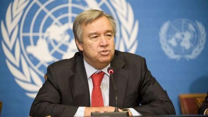 António Guterres:  Agradezco la organización del Foro Global de Bakú