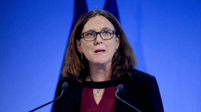 UE promete respuesta inmediata si EEUU impone nuevos aranceles