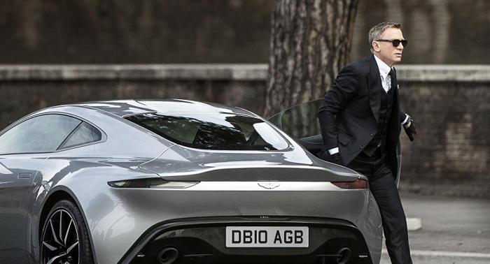 James Bond fährt bald elektrisch: Das ist das neue Auto von 007