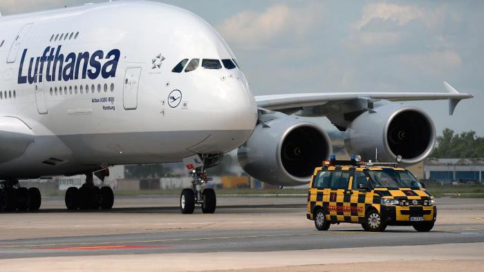 Lufthansa-Chef - Startverbot für Boeing 737 richtige Entscheidung