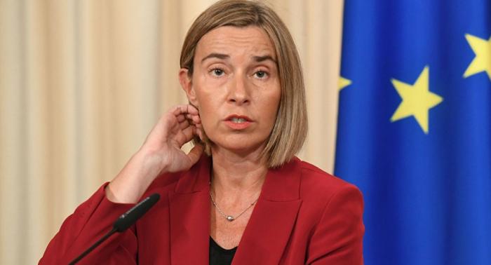 Mogherini: EU-Teilnahme am Wiederaufbau Syriens ist möglich, wenn…