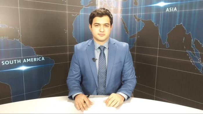 AzVision TV publica nueva edición de noticias en alemán para el 14 de marzo-  Video