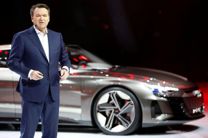 """Neuer Chef will Audi wieder fit machen - """"Fett angesetzt"""""""