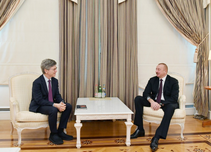 Ilham Aliyev received Special Advisor to the UN Secretary-General -   UPDATED