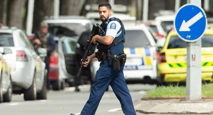 Nueva Zelanda eleva al nivel máximo la amenaza a seguridad nacional