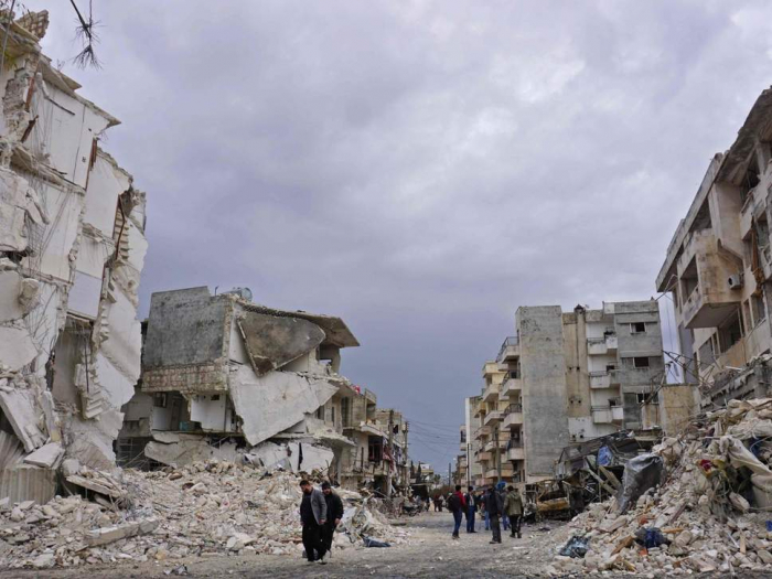 Syria civil war enters ninth year with new wave of violence on horizon