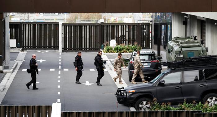 Ascienden a     50     los muertos por el atentado en Nueva Zelanda