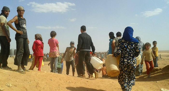 Al menos 5 niños murieron en el campo Rukban en los últimos 10 días