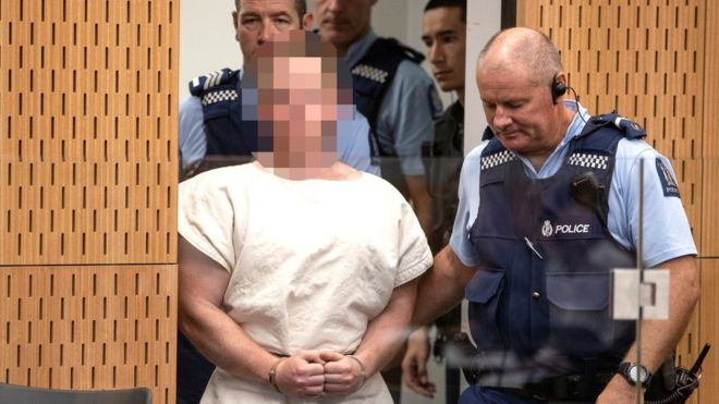 Christchurch shootings: Brenton Tarrant appears in court