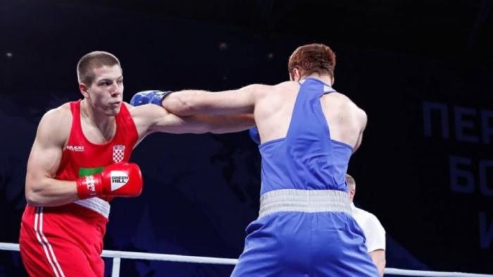 Boksçumuz Avropa çempionatının finalına çıxdı