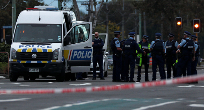 La Policía mantendrá unos días un fuerte despliegue a lo largo de Nueva Zelanda