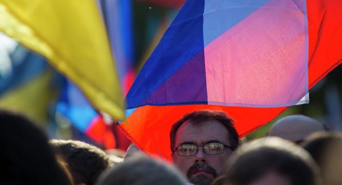 So stehen Ukrainer zu Russen – TV-Umfrage