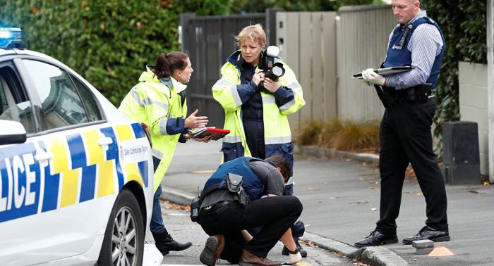 Anschlag von Christchurch: Mutmaßlicher Täter kaufte Waffen im Internet