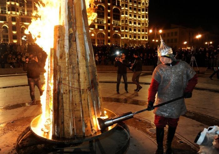 Novruzfest: Heute feiert Aserbaidschan letzten Dienstag-Ilachir-Tscharschanba