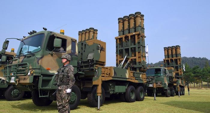 Südkorea: Flugabwehrrakete explodiert nach unbeabsichtigtem Start