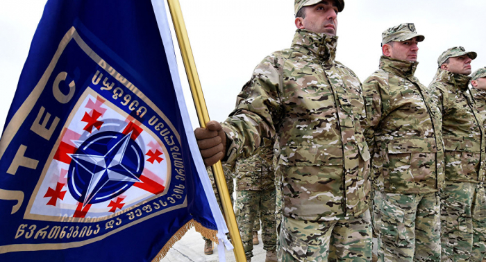 Großes Nato-Georgien-Manöver bei Tiflis gestartet