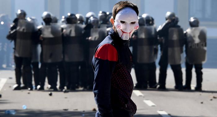 Gewalt bei Protesten in Albanien: Wie positionieren sich EU und USA?