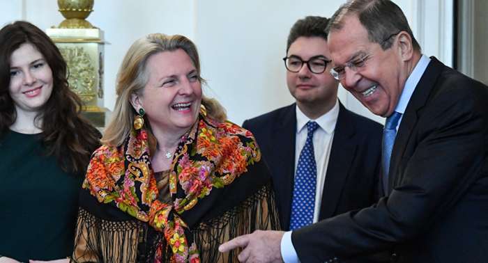 Österreich: Zwischen Europa und Russland