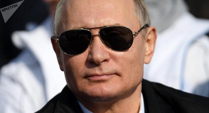 """Putin erläutert, was der """"Krim-Frühling"""" der ganzen Welt zeigte"""