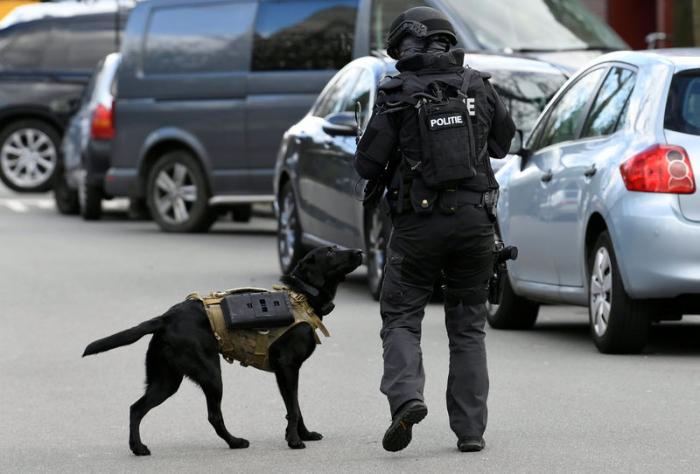 Mutmaßlicher Anschlag in Utrecht - Täter auf der Flucht