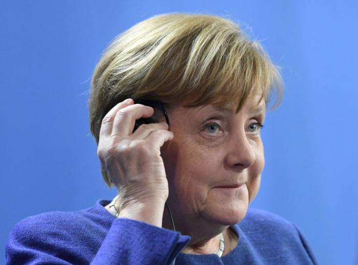 Merkel verteidigt EU-Urheberrechtsreform