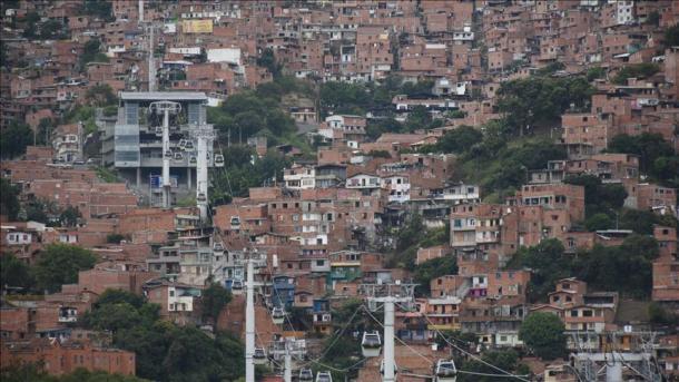 Declaran estado de alerta por mala calidad del aire en Medellín