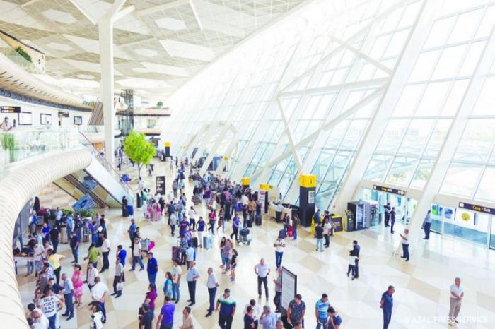 Turistlərin 35,2 faizi hava nəqliyyatından istifadə edib