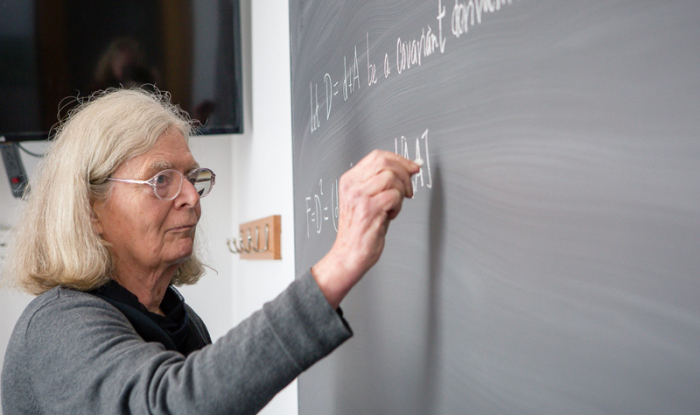 US-Mathematikerin erhält als erste Frau den Abelpreis