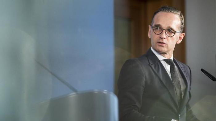 Maas kündigt autonome Entscheidung zu 5G an