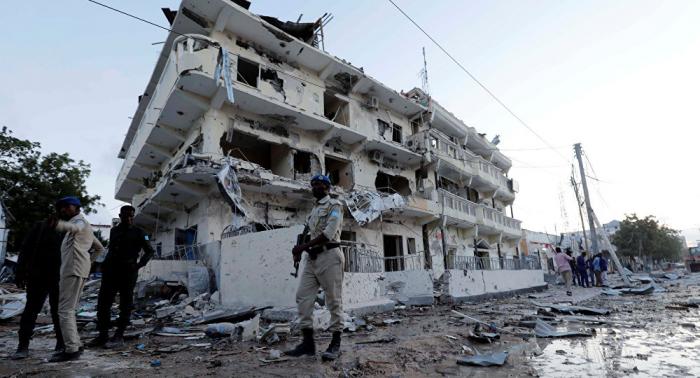 Amnistía Internacional denuncia víctimas civiles por ataques de EEUU sobre Somalia