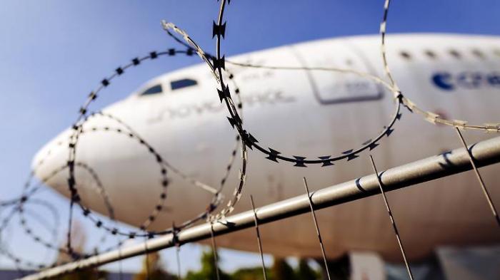 Abschiebeflug in Kabul gelandet