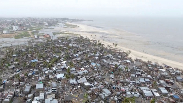 Mozambique starts three days of mourning after cyclone kills hundreds