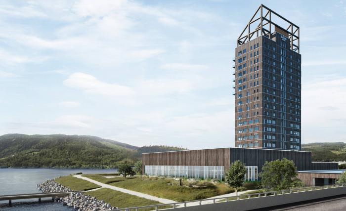 El mundo se rinde a los rascacielos de madera
