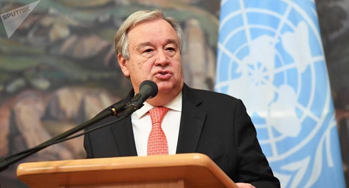Secretario general de ONU se reúne con presidentes de Argentina y Chile en cumbre Sur-Sur