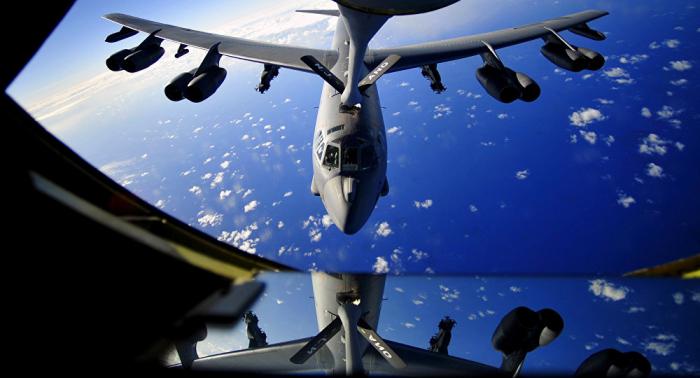 """""""Botschaft an Russland"""": USA schicken sechs B-52-Bomber nach Europa"""