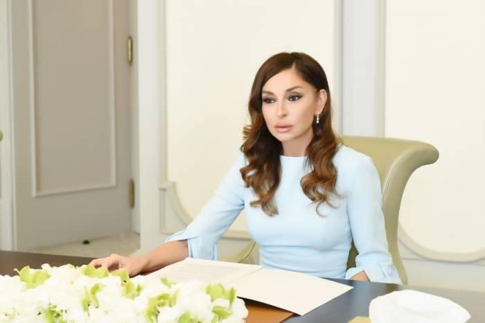 First Vice-President Mehriban Aliyeva congratulates Dariga Nazarbayeva