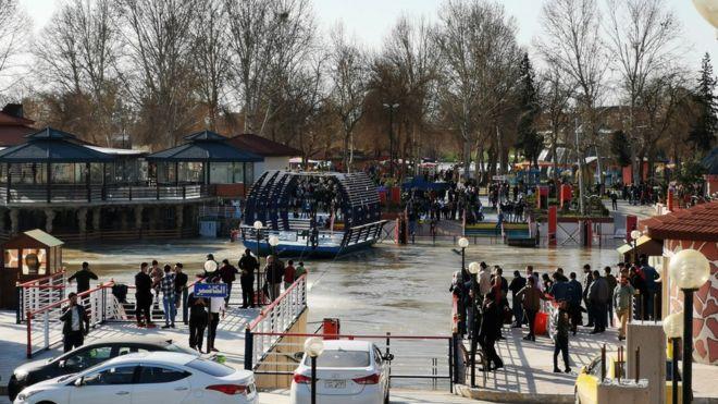 Iraq ferry sinking: