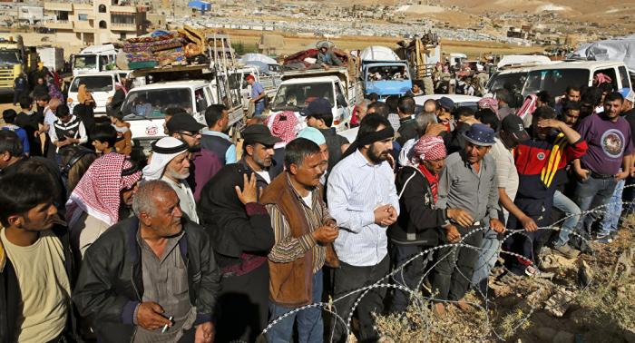 El Líbano se opone a politizar el tema del regreso de los refugiados a Siria
