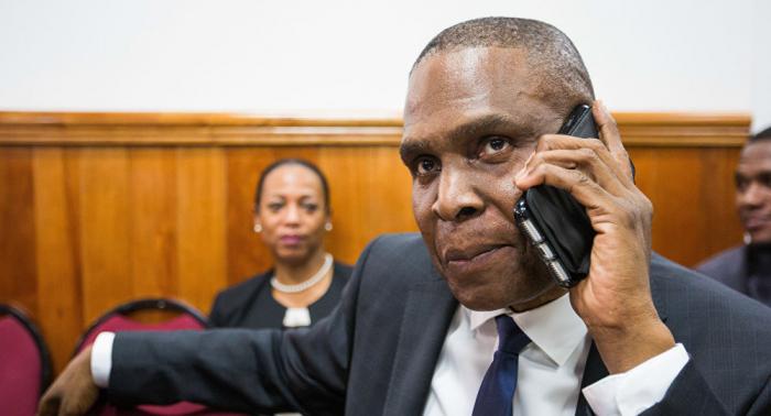 Renuncia el primer ministro de Haití