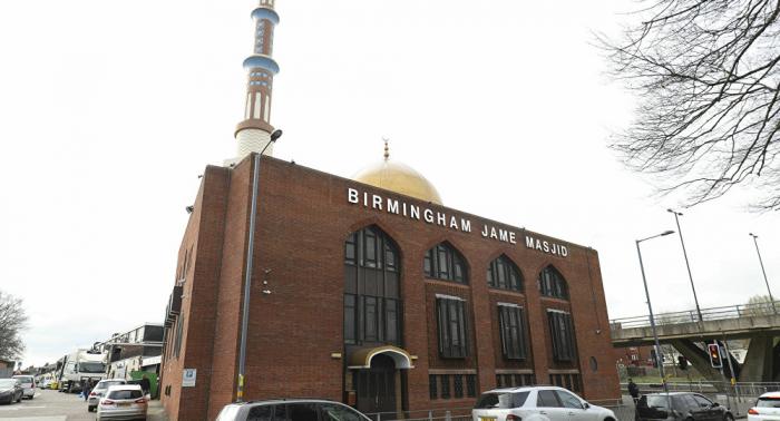 Atacan cinco mezquitas en la ciudad inglesa de Birmingham