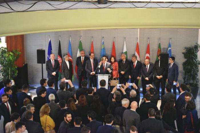 Ginebra celebra la llegada del Nowruz