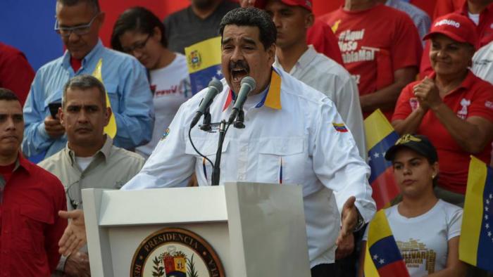Maduro acusa a Guaidó de terrorismo y anuncia nuevas detenciones
