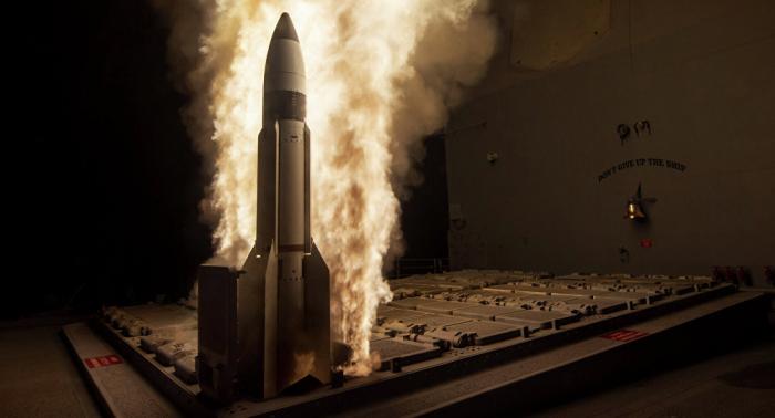 Moskau reagiert auf US-Pläne zu Tests von Abfangraketen SM-3 Block IIA